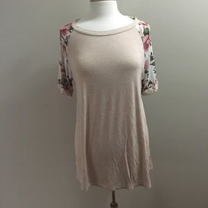 Jersey style boutique top